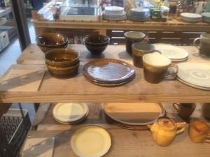 陶器、食器②
