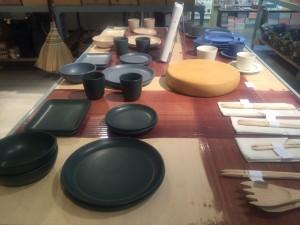 陶器、食器
