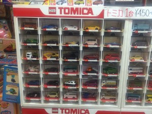 TOMICAミニカー