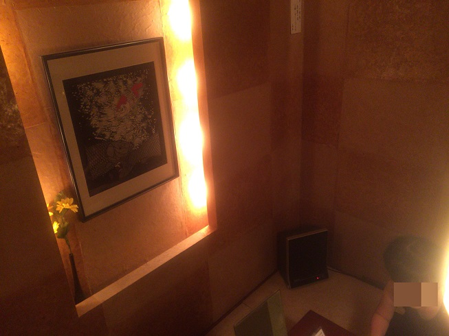 藪伊豆個室1