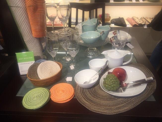 テーブル雑貨