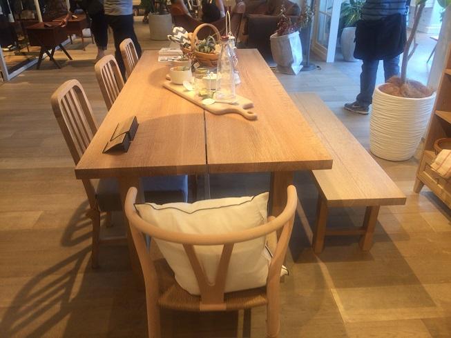 7人掛けダイニングテーブル