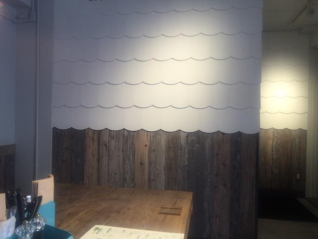部屋の外壁