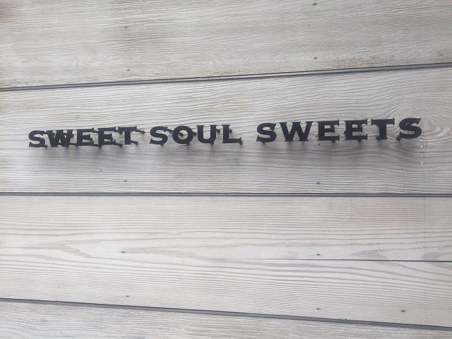 sweet soul sweets店舗ロゴ