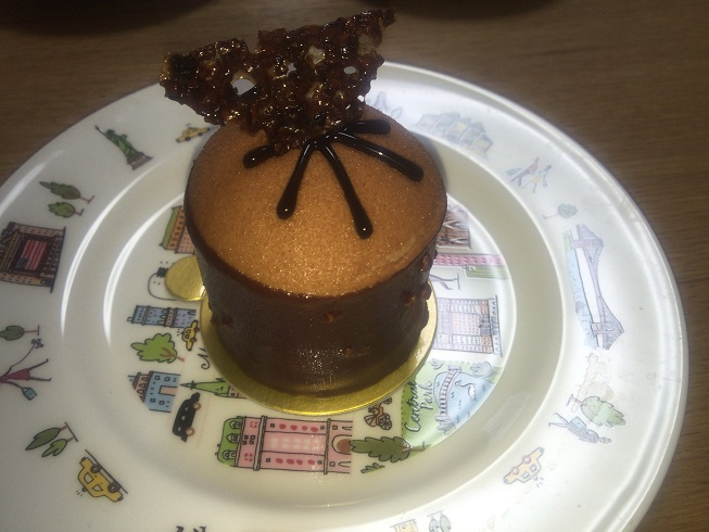 パティスリーパリセヴェイユのケーキ