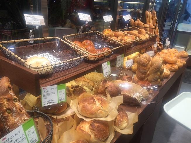 シュタインメッツ粉をふんだんに使用して製造されたパン