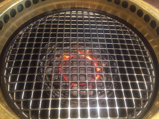 炭火焼き網