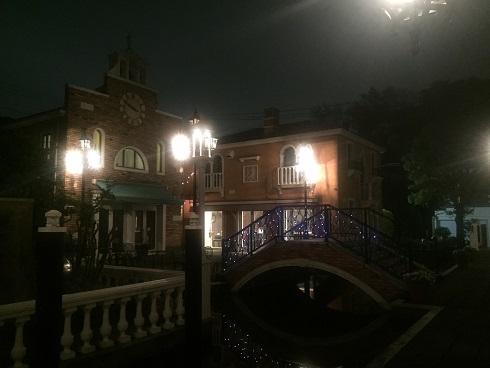 夜のラ・ヴィータ