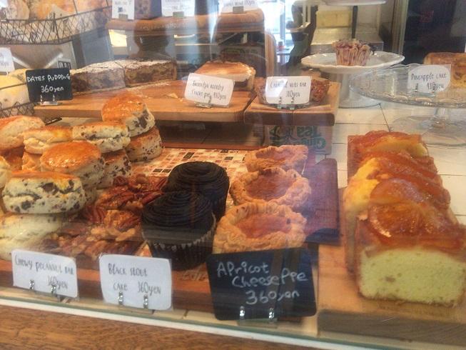 BAKE SHOPのパン