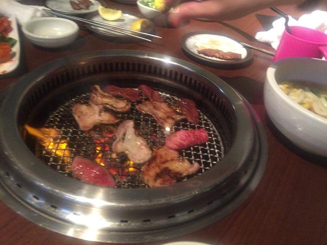 またまた肉を焼きまくる