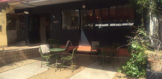 自由が丘にあるカフェ『リゼッタ』