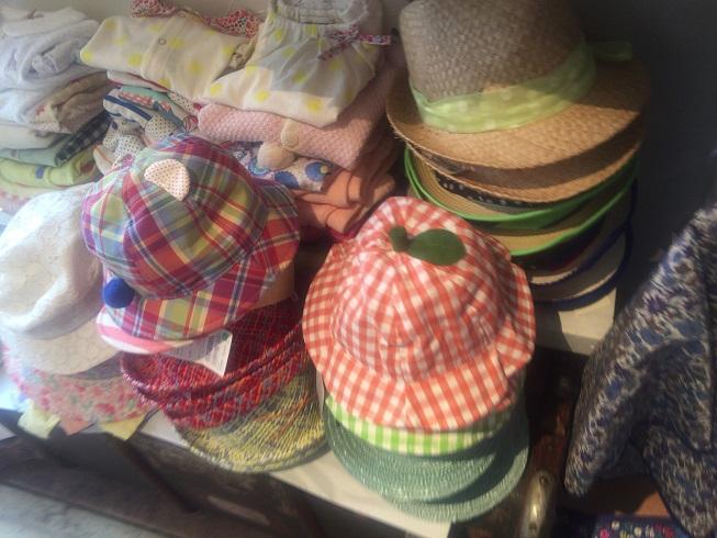 センスオブワンダーの帽子