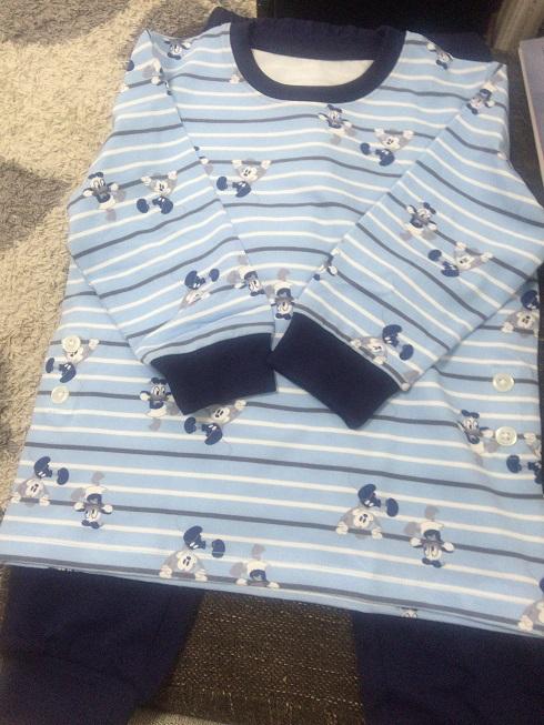ミッキーのパジャマ