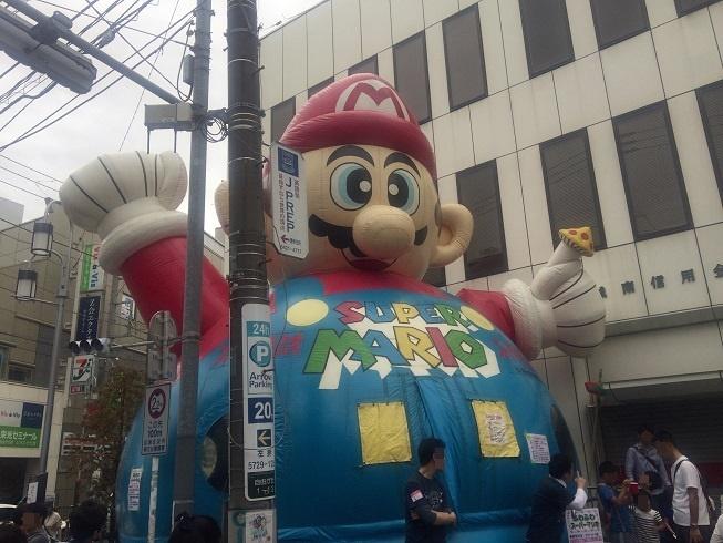 巨大マリオ