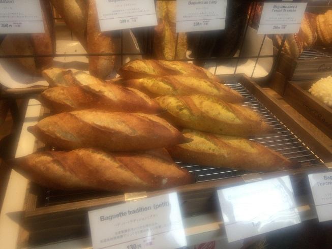 ハード系のフランスパン
