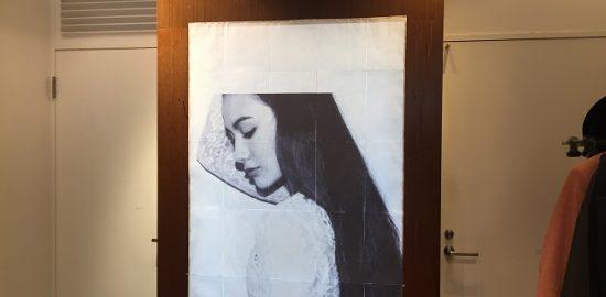 鈴木さんの娘さん(撮影当時14歳)