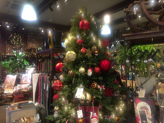 ダルトンのクリスマスツリー