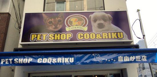 COO&RIKU自由が丘店