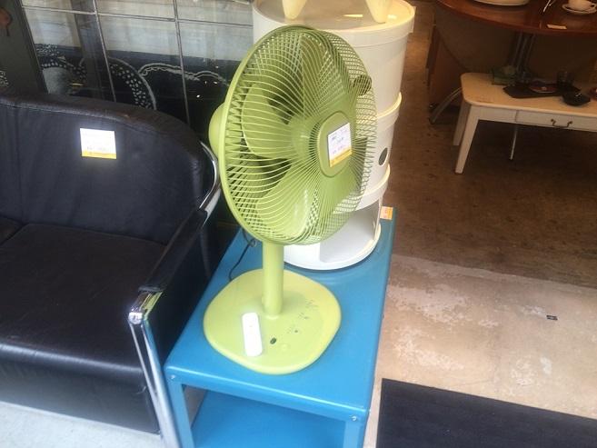 扇風機プラマイゼロ
