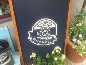 ポパイカメラ看板