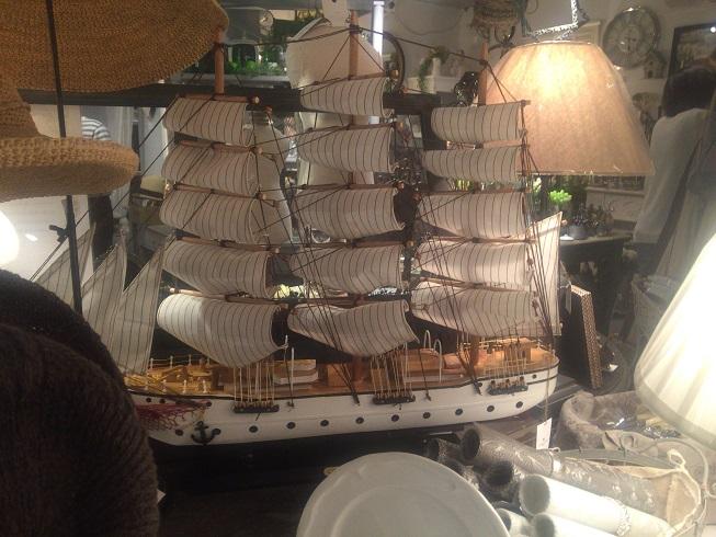 中世ヨーロッパの船